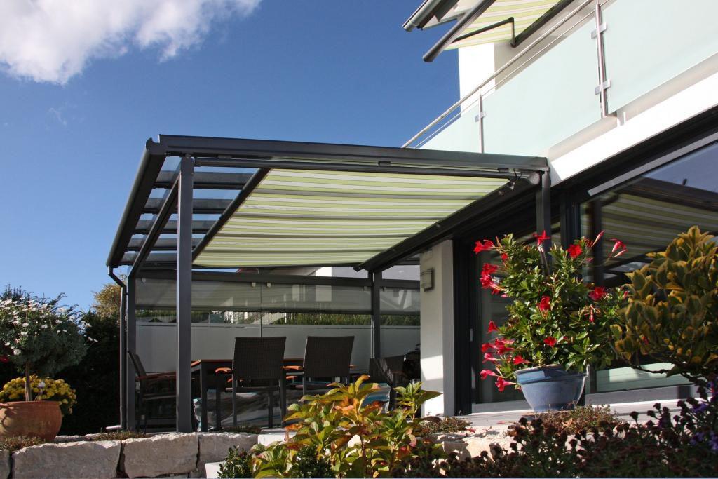 Moderner Sonnenschutz von Kaiser Fenster