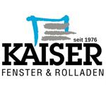 Kaiser – Fenster & Rolladen Logo